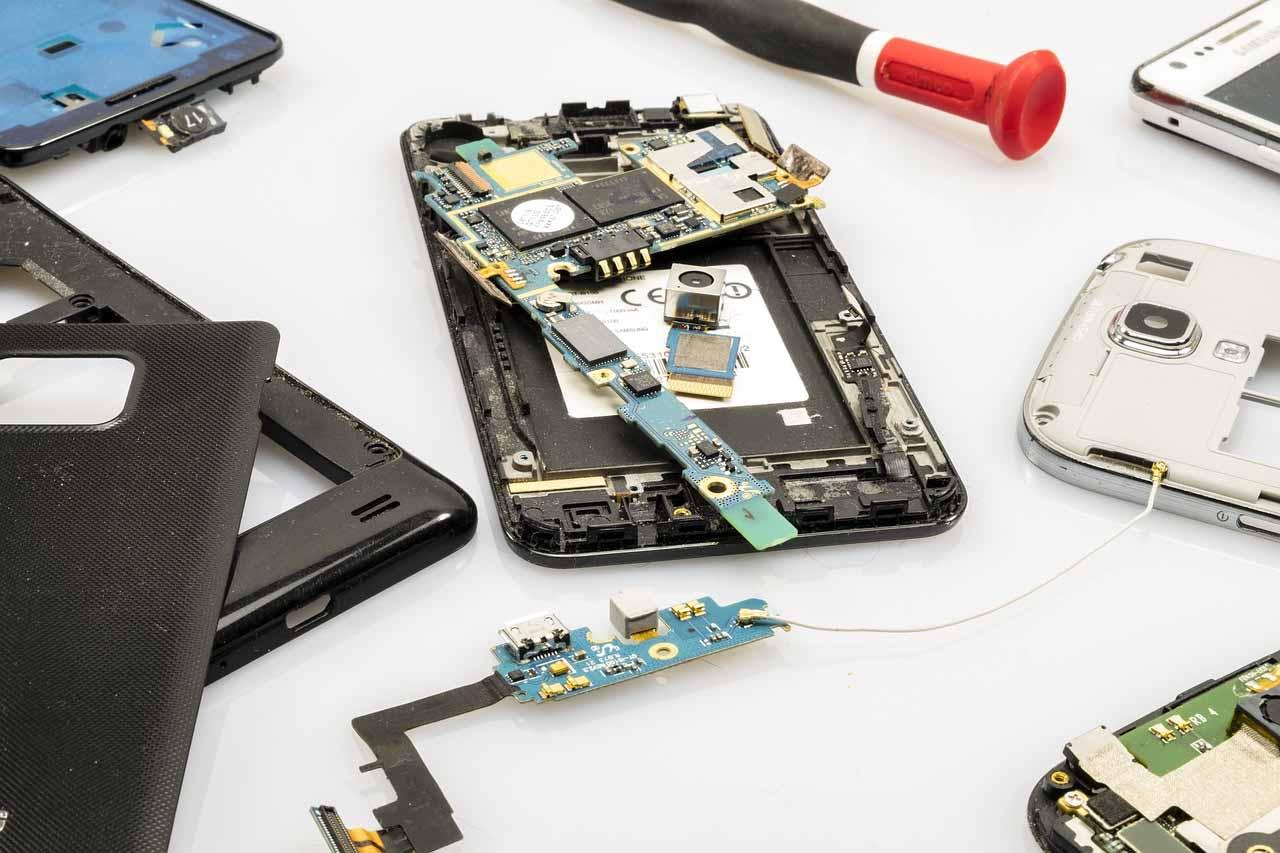 Reparar móviles en Valencia