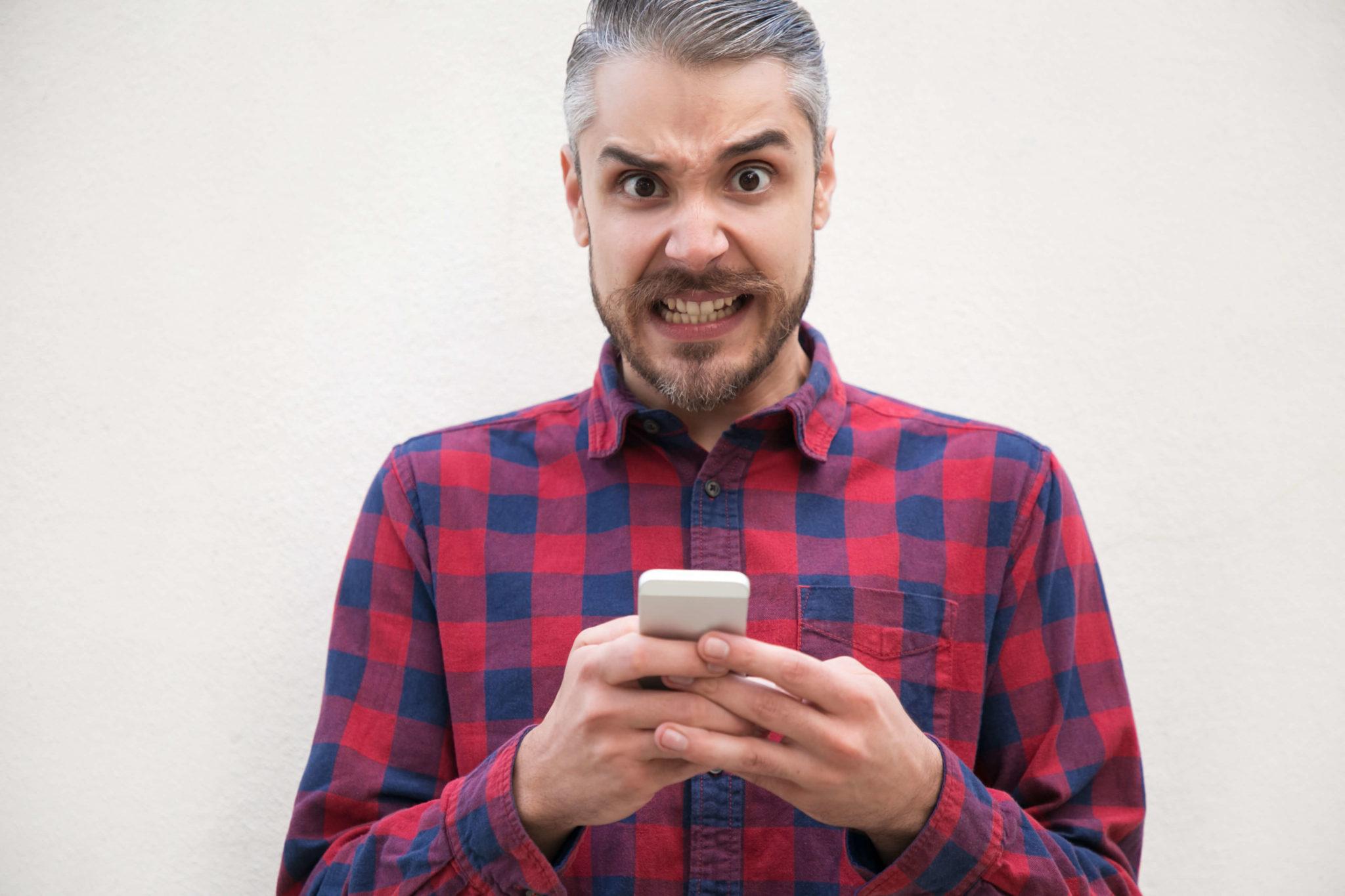 Reparar iphone lento